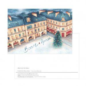Carte «Bonne Année»