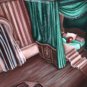 Œuvre originale – Chambre à rêver