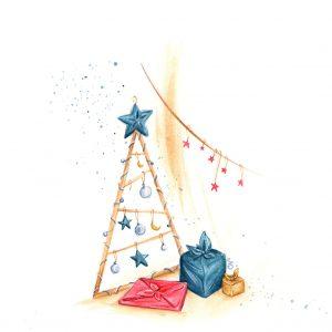Œuvre originale – Joyeux Noël