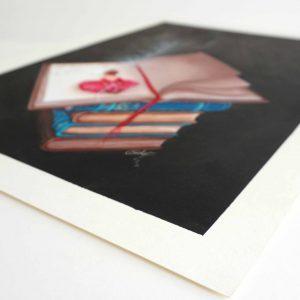Œuvre originale – Le Livre