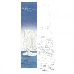 Marque-page «Un Océan à sauver – Banquise»