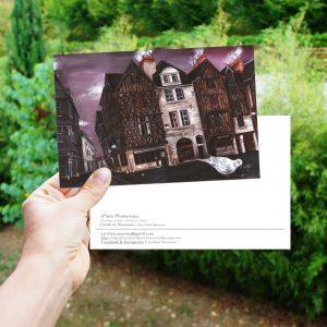 Carte «Place Plumereau»