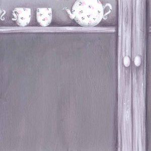 Œuvre originale – Vaisselle