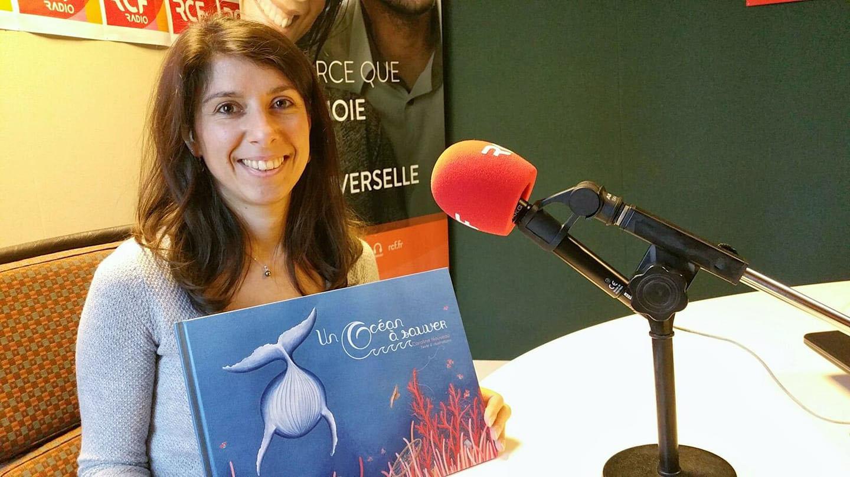Interview radio sur RCF